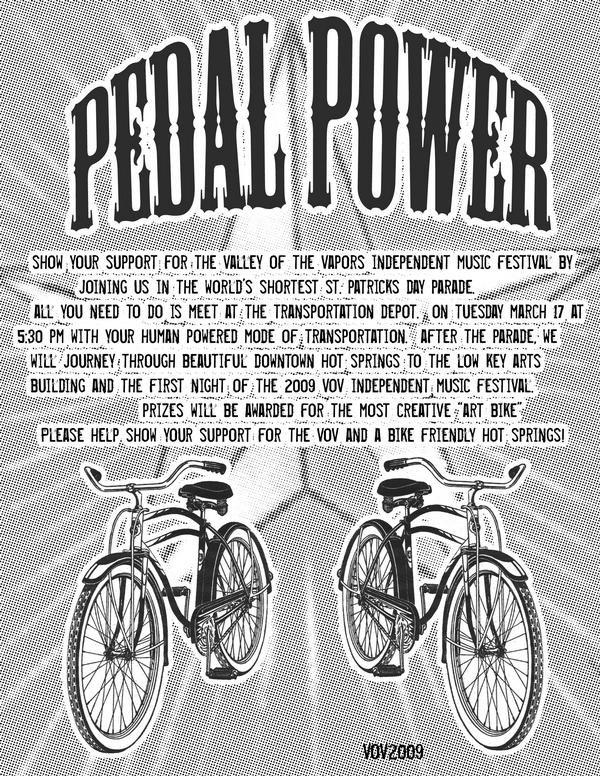 Scene Pedal Power 09 Hot Springs Ar