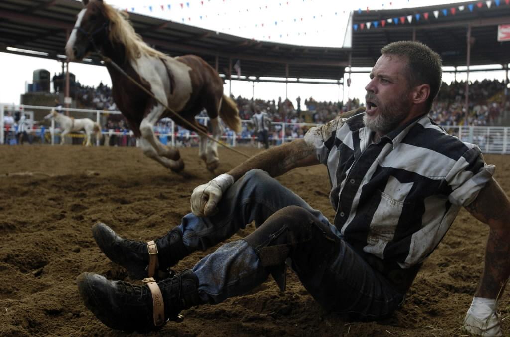 Rodeo scene 4