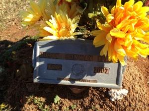 Dustys grave